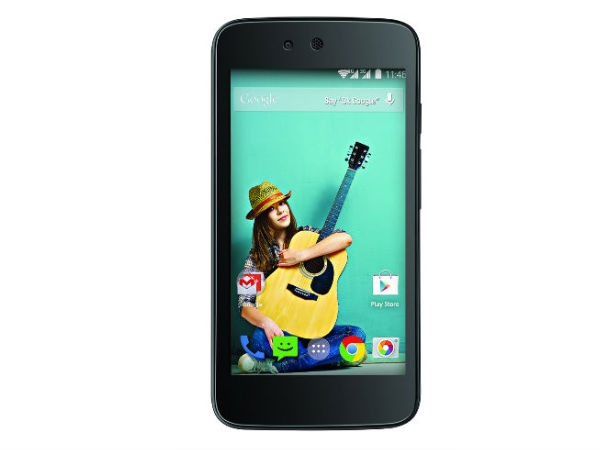 Spice Android One Dream UNO Mi-498 :