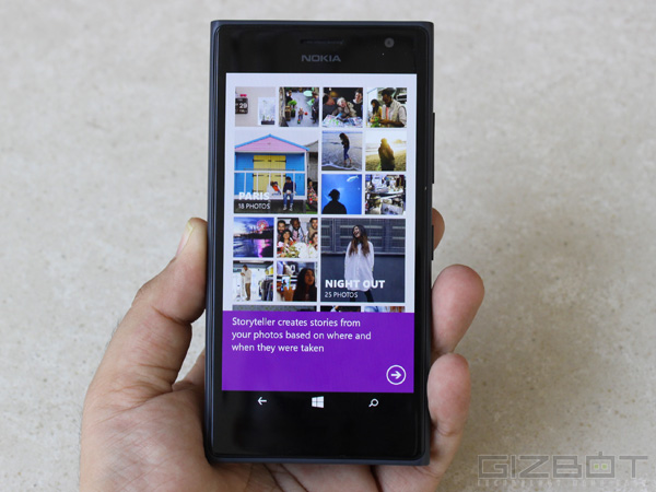 Nokia Lumia 730 First Look: A Nice 'Selfie' Smartphone