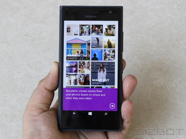 Nokia Lumia 730 First Look: A Nice 'Selfie' Smartphone