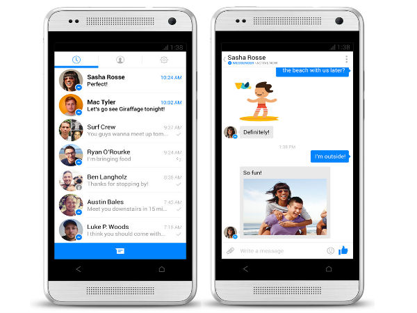 Via Facebook Messenger Users Might Soon Be Able To Transfer Money