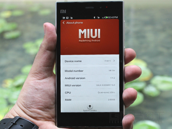 Xiaomi Mi 3 To Be Directly Sold to Pre-Registered Fans On Flipkart