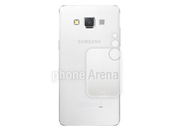 Samsung Galaxy A5 Press Images Appear Online Yet Again