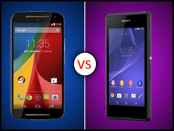 Motorola Moto G (Gen 2) Vs Sony Xperia E3: What Buyers Need To Know?