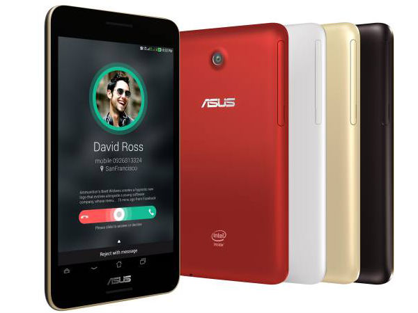 Asus Fonepad 8 and MeMO Pad 8 To Be Released Soon in Asia