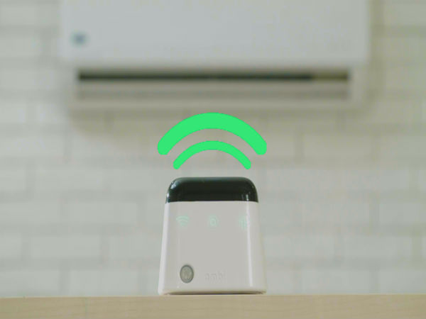 Ambi Climate Turns Your AC into Smart AC