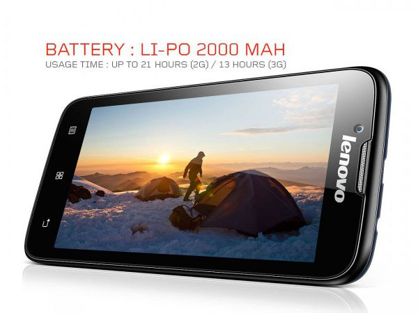 Lenovo A328 With Android KitKat Launches in India At Rs 7,139