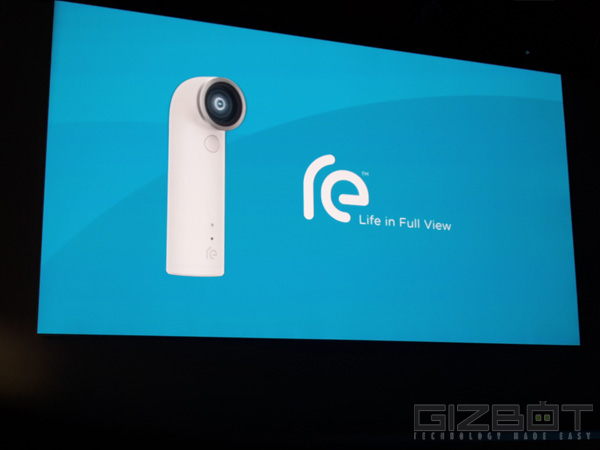 RE Camera Features