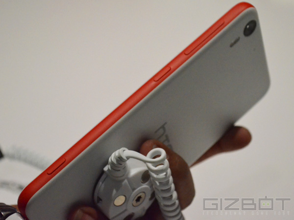 HTC Desire Eye First Look: A Super Powered Selfie Smartphone