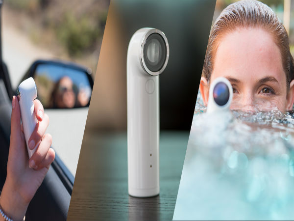 HTC Launches RE Camera for Android and iPhone: All You Need to Know