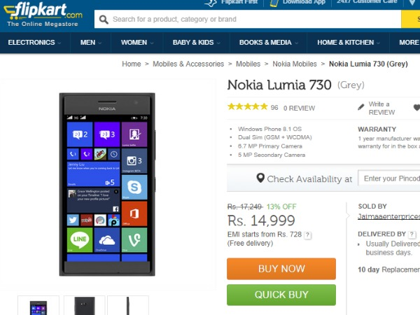 incredible feat microsoft lumia 435 price in india flipkart this point, you
