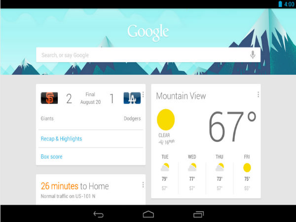 Google Search App Can Now Suggest You When to Pay Your Bills