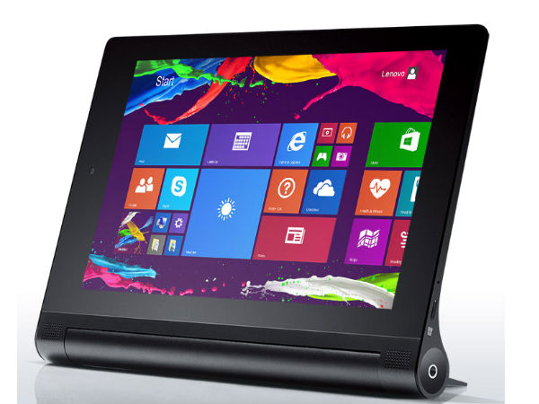 Lenovo Yoga Tablet 2 Series Announced With Convertible Design