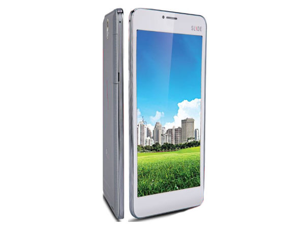 iBall Launches Slide 3G 6095-D20 Voice Calling Tablet At Rs 7,299