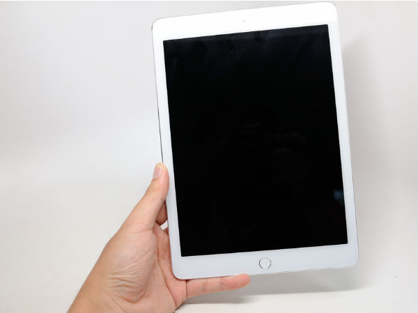 Apple's New iPad Air To Come With Thinner Build and Touch ID Sensor