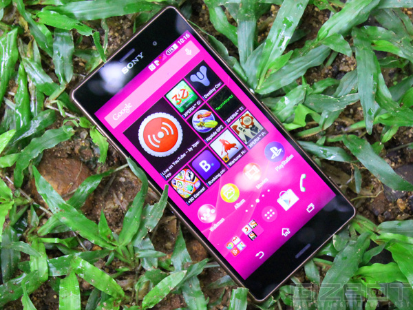 Sony Xperia Z3 Vs Apple iPhone 6