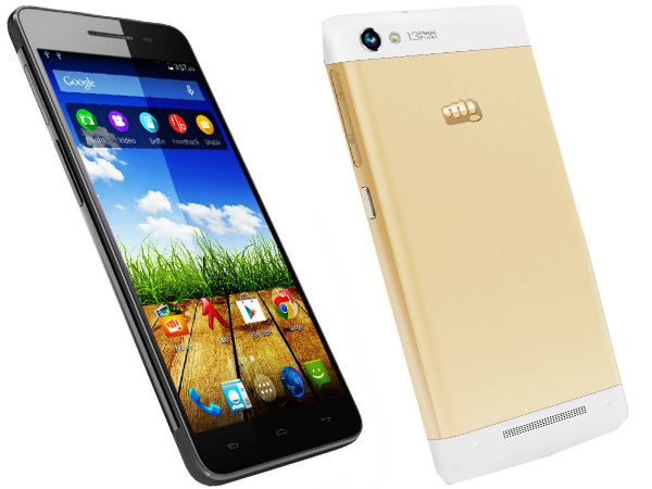 Micromax Canvas 4 Plus A315: