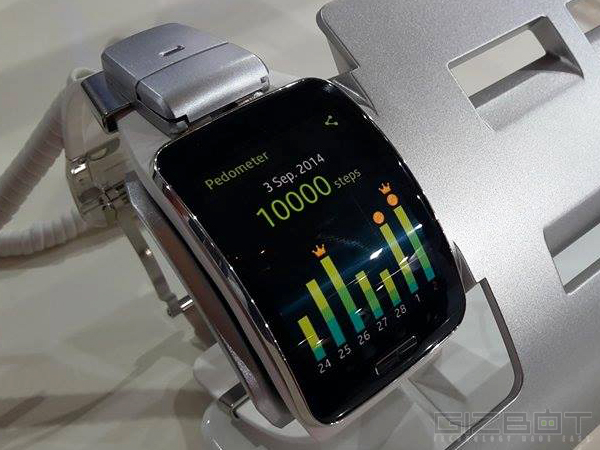 Samsung Gear S Smartwatch Launched in India at Rs 28,900