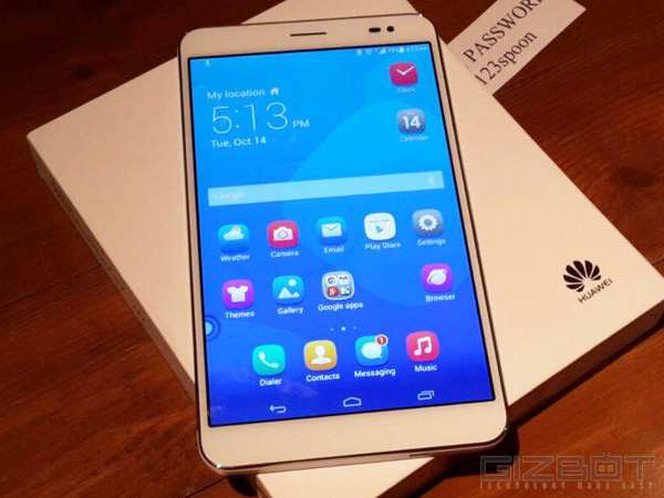 Huawei Launches Honor X1 Full HD Tablet in India At Rs 19,999