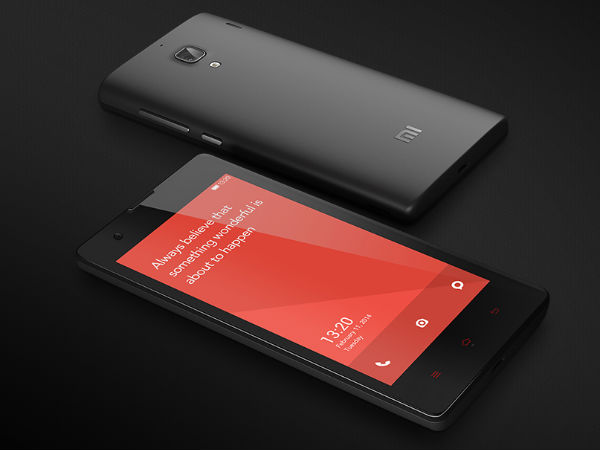 Xiaomi Sells 100,000 Redmi 1S Smartphone in 4.2 Seconds in India Today