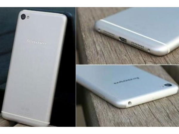 Lenovo Sisley Smartphone Leaks Online Revealing iPhone 6 Like Design