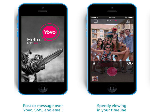 New App Yovo Protects Your Pictures And Messages From Screenshots