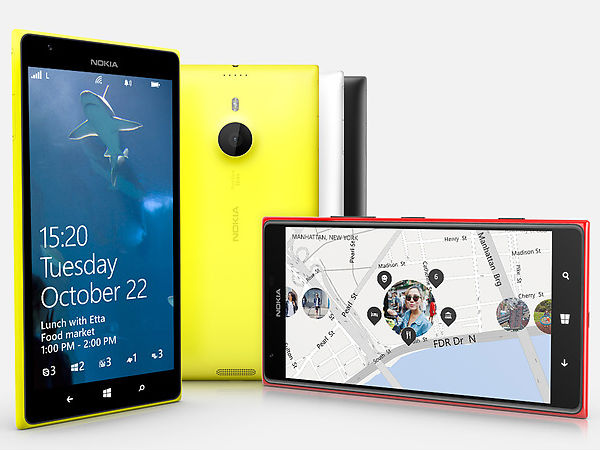 Nokia Lumia 1520 Vs Samsung Galaxy Note 4