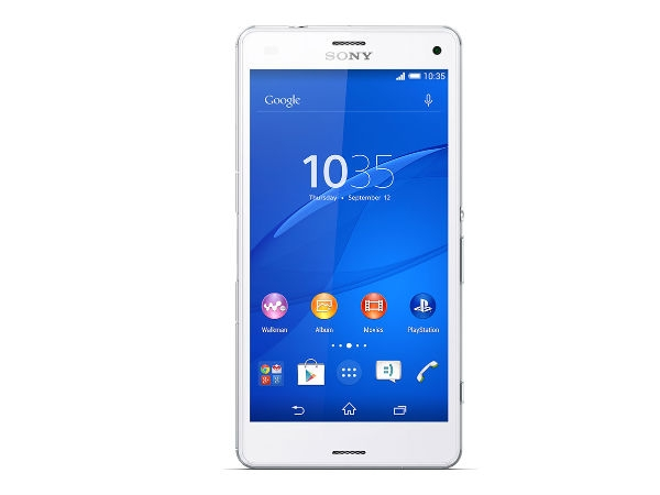 Sony Xperia Z3 Compact vs Samsung Galaxy Note 4