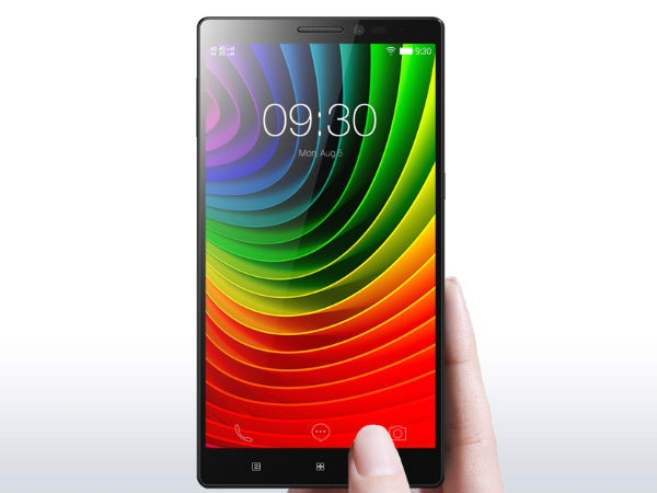 Lenovo Vibe Z2 Pro Vs Samsung Galaxy Note 4