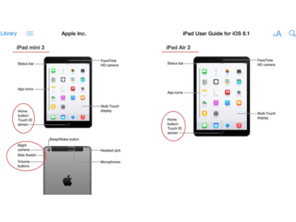 Apple Shows Off iPad Air 2, iPad Mini 3 Ahead of Officia Announcement