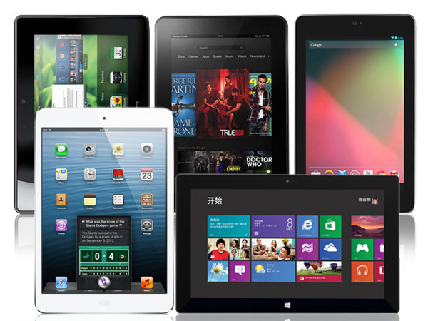Gartner: Tablet Sales Slowing in 2014