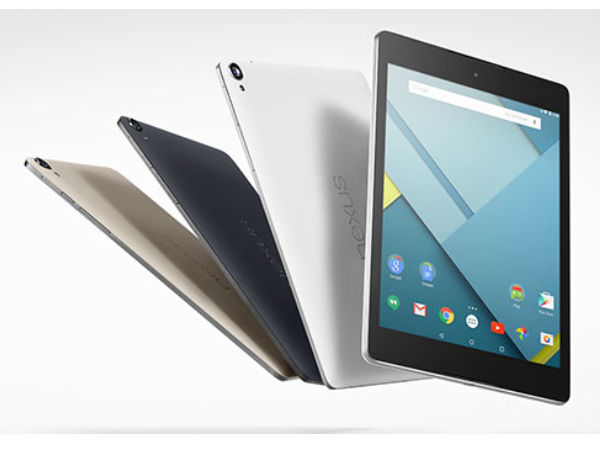 HTC Nexus 9 Tablet With Nvidia Tegra K1 64-bit Processor Announced