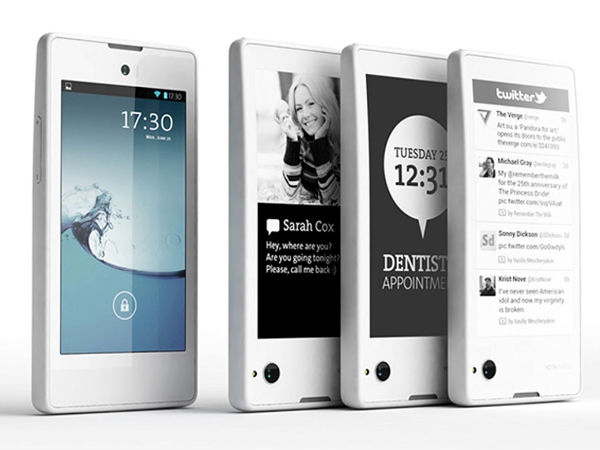 YotaPhone With Dual Display Launched in India at Rs 23,499