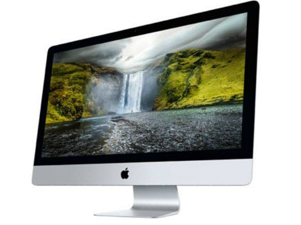 Apple Unveils 27-Inch iMac With 5K Display: Price and Specs