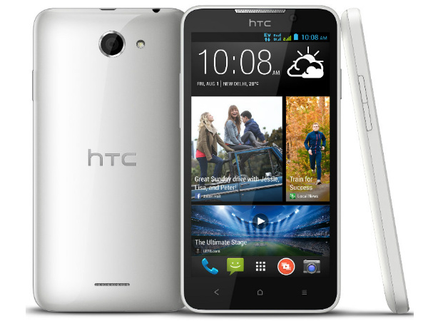 HTC Desire 516c Dual SIM Support Launched in India At Rs 12,990