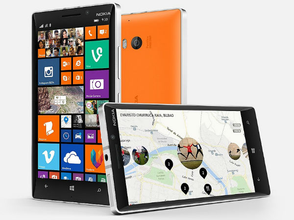Nokia Lumia 930 Now Available in India at Rs 38,649