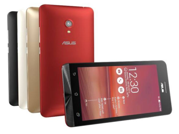 Asus Zenfone 6 vs Google Nexus 6
