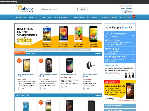 Saholic: Discounts, sales and offers to look for this Diwali 2014