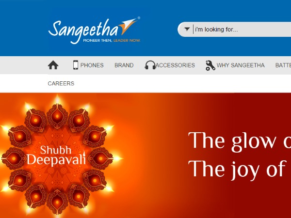 Sangeethamobiles: Discounts, sales and offers to look for this Diwali 2014