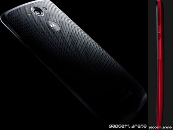 Motorola Droid Turbo New Press Images Reveal Textured Back Panel