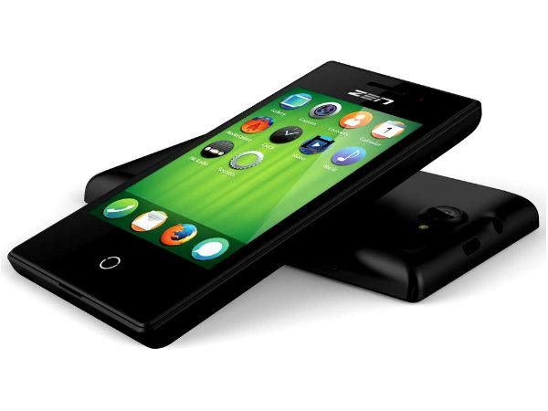 Zen Firefox U105 Smartphone Goes Out Of Stock on HomeShop18