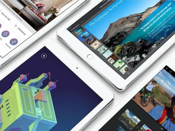 Apple iPad Air 2 Benchmarks Show 2GB RAM, Triple-Core A8X CPU
