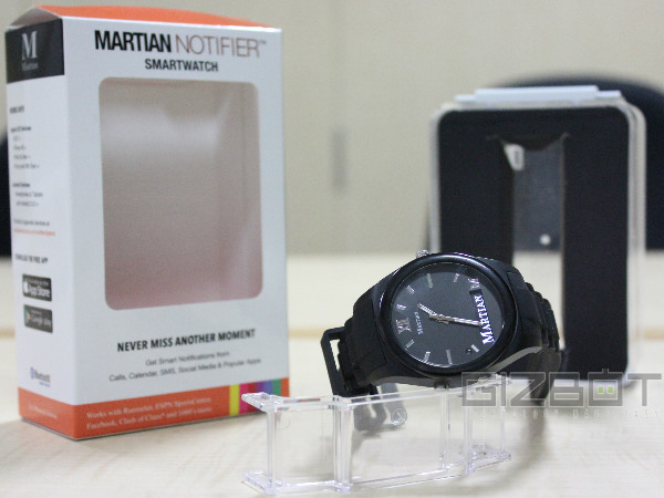 Martian Notifier Review: Where Style Meets Functionality
