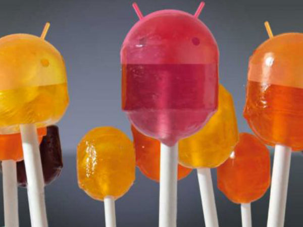 Google To Release Android 5.0 Lollipop On November 3 [Report]