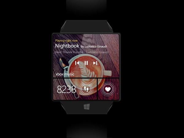 Microsoft Windows Watch – Other Apps