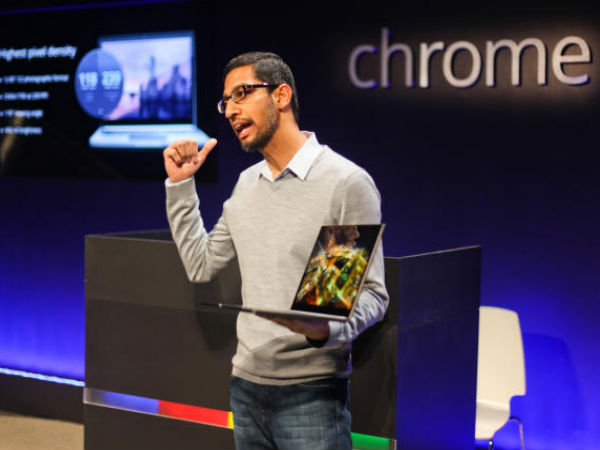 Google's Larry Page Appoints Sundar Pichai As New Product Chief