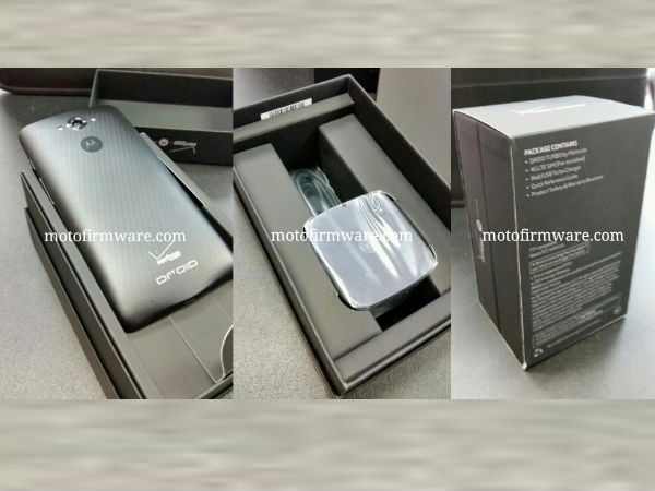 Motorola Droid Turbo Retail Packaging Leaks Online