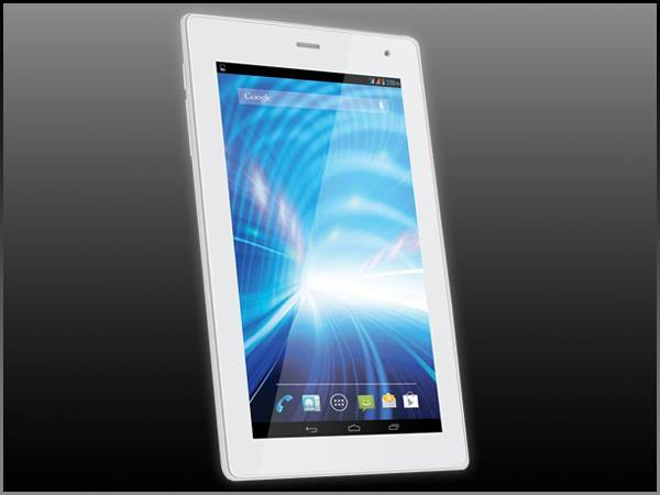 Lava QPAD R704: 7-Inch Quad-Core Tablet Launched At Rs 8,499
