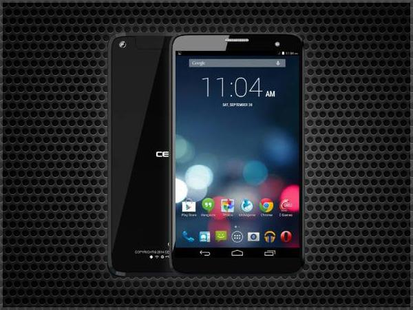 Celkon XION S CT6595: 6.95-Inch Phablet Launched in India At Rs 7,499