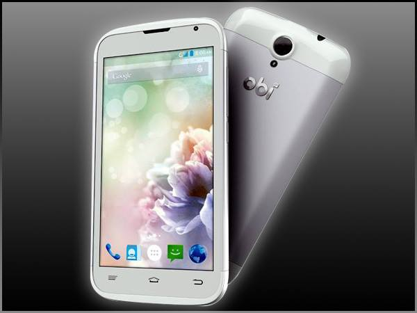 Obi Launches Obi Fox S453, Racoon S401 Smartphones in India