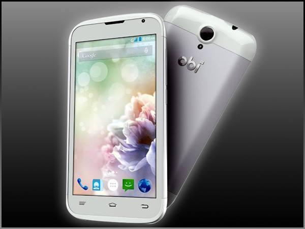 Obi Launches Obi Fox S453, Racoon S401 Smartphones in India